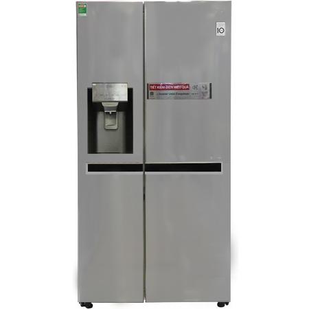 Tủ lạnh Side by Side LG GR D247JS 601L