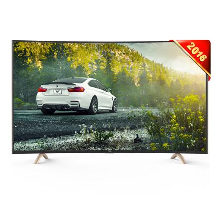 Smart Tivi LED TCL 55 Inch L55P1-CF Màn Hình Cong