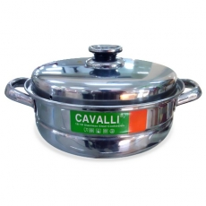 Nồi lẩu xửng CAVALLI CVL-CL01