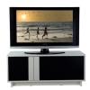 Tủ tivi Vertio 120cm trắng/đen (CTV-VERTIO-BR)