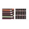 Mền lông BRIO 1.8 x 2.3M đa màu