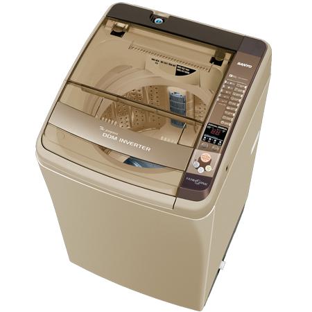 Máy giặt lồng nghiêng Aqua AQW DQ900ZT 9kg Inverter