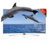 Smart Tivi LED 3D Ultra HD SAMSUNG UA55JS9000KXXV Màn Hình Cong