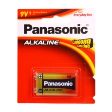 Pin 9V PANASONIC 6LR61T/1B-V