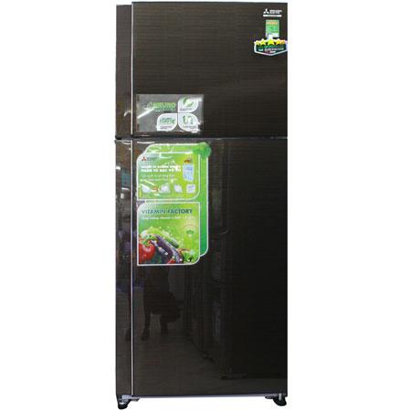 Tủ Lạnh MITSUBISHI Inverter 379 Lít MR-F47EH-BRW-V