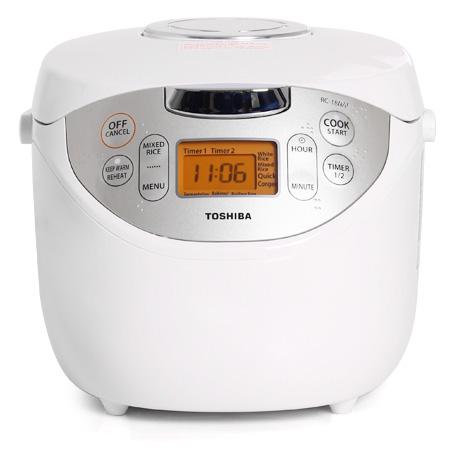 Nồi cơm điện tử Toshiba RC 18NAF 800W 1 8L