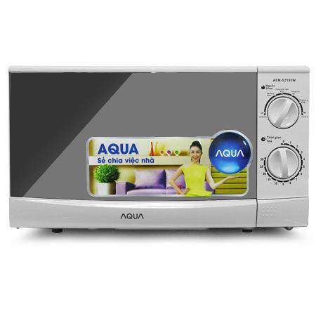 Lò vi sóng Aqua AEM S2195W 700W 19L