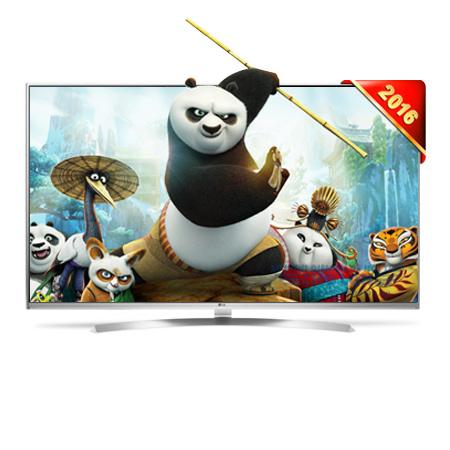 Smart Tivi LED 3D Super Ultra HD 4K LG 55 Inch 55UH850T