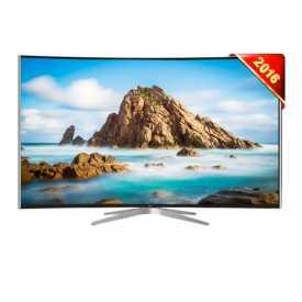 Smart Tivi Ultra HD 4K TCL 55 inch L55C1-UC Màn Hình Cong