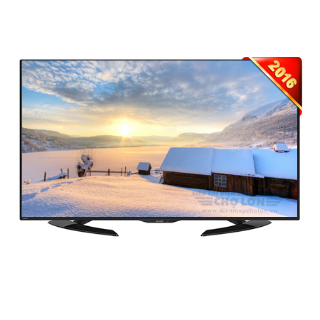 Tivi LED 4K Ultra HD Sharp 50 inch LC 50UA330X