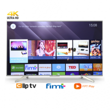 Android Tivi 4K SONY 49 Inch KD-49X8500F/S VN3 (Màu Bạc)