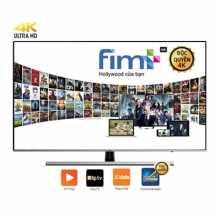Smart Tivi 4K SAMSUNG 55 Inch UA55NU8000KXXV