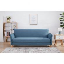 Sofa Giường LAB-173N58S-1_P3 207cm - Xanh