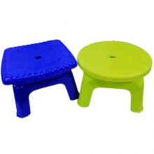 Ghế Nhựa Thấp Tròn/Vuông Moki
