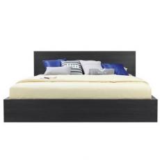 Giường Basio/P 5ft Nâu đen