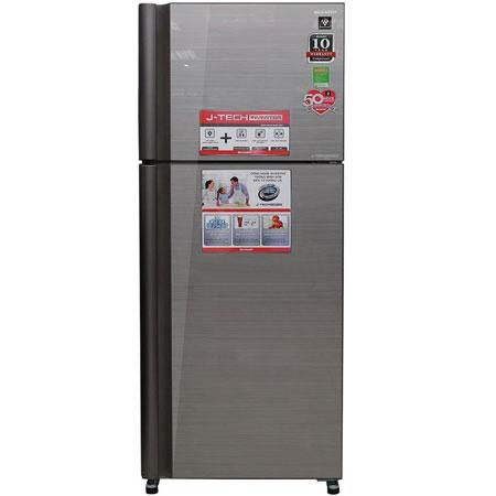 Tủ Lạnh SHARP Inverter 364 Lít SJ-XP400PG-SL
