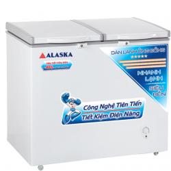 Tủ Đông/Mát ALASKA 450 Lít BCD-4568C