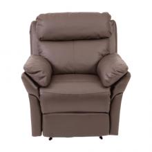 Sofa Thư Giãn 1 Chỗ ROME 500 Nâu