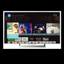 Android Tivi 4K SONY 55 Inch KD-55X9000E/S VN3 Màu Bạc