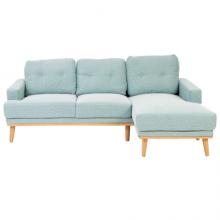 Sofa L (Góc Phải) RICHY 1757 360CM Xanh Nhạt