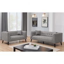Sofa 2 Chỗ MLM-111450 203CM Xám Nhạt