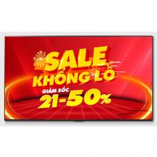 Smart Tivi OLED LG 4K 55 Inch OLED55GXPTA ThinQ AI